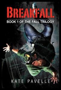 Breakfall Cover
